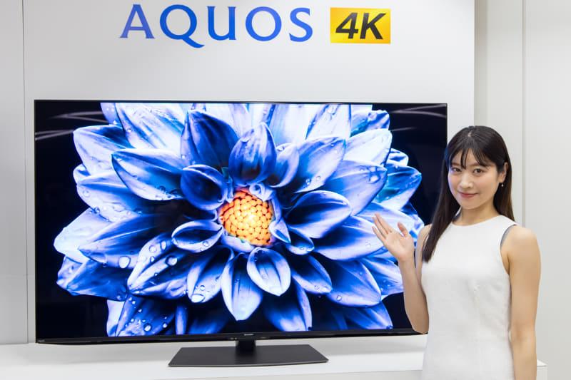 AQUOS 4K「4T-C65DN1」