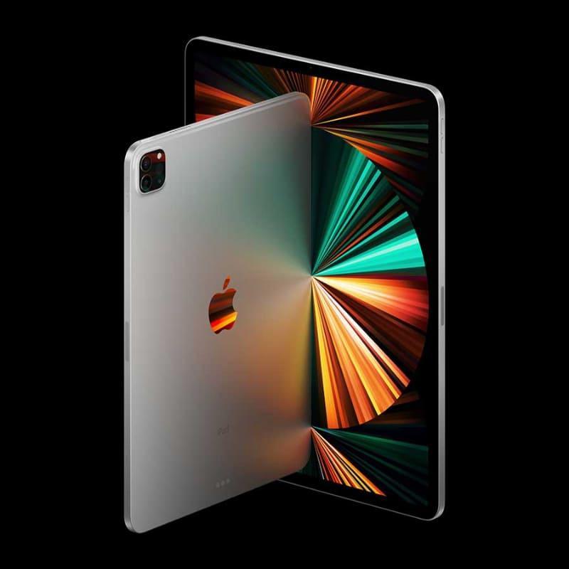 新型iPad Proでは12.9インチモデルのみミニLEDを使った「Liquid Retina XDRディスプレイ」を採用