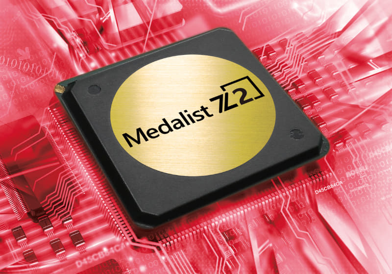 8K画像処理エンジン「Medalist Z2」