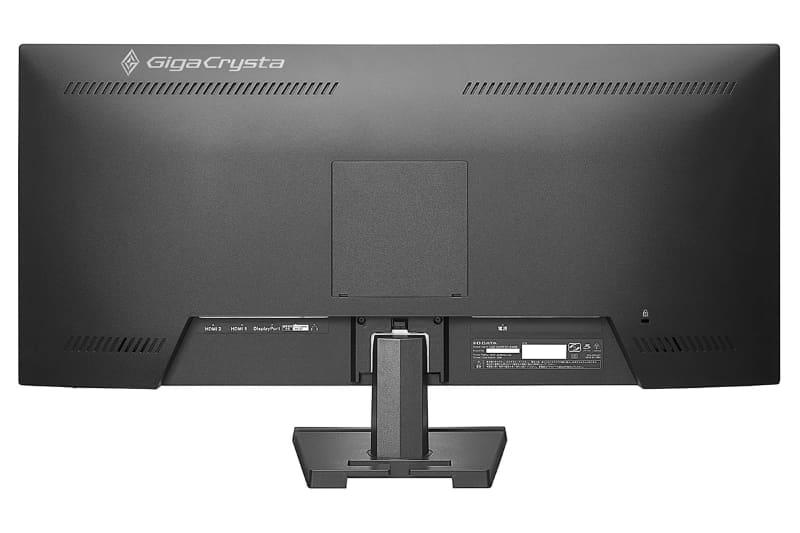 LCD-GCWF291SXDB 背面