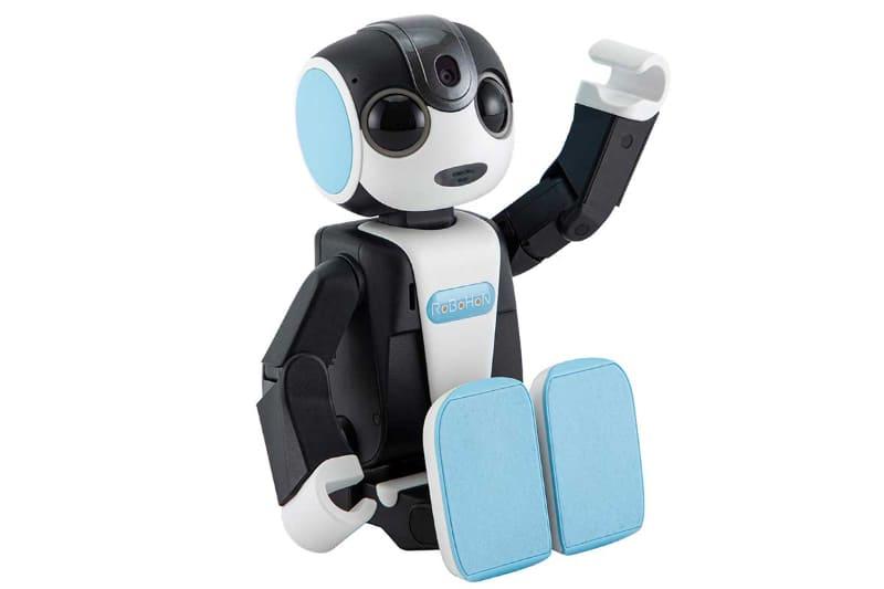 モバイル型ロボット「RoBoHoN」の弟モデル