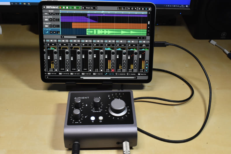 audient「iD4 mkII」