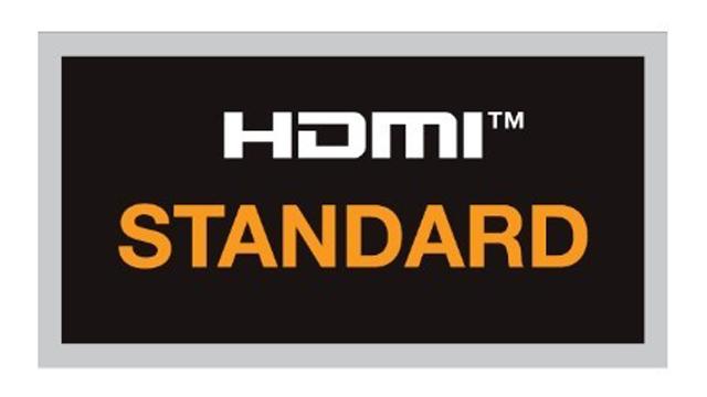 「Standard HDMIケーブル」のロゴ
