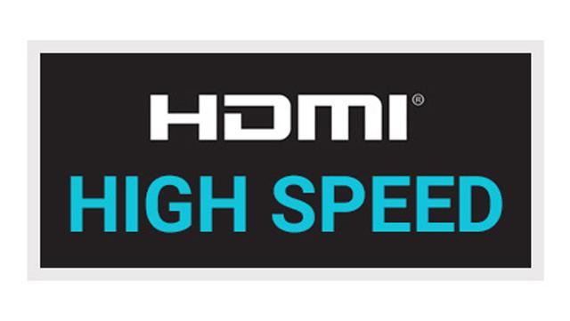 「High Speed HDMIケーブル」のロゴ