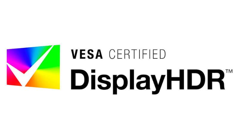 DisplayHDRのロゴ