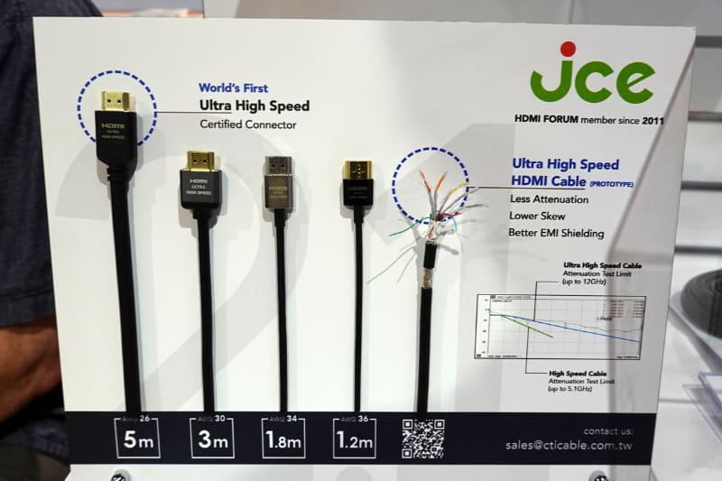 5m長のパッシブ型HDMIケーブルでHDMI2.1動作保証している製品を出しているメーカーもあるにはあるが、それらは高価な場合が多い