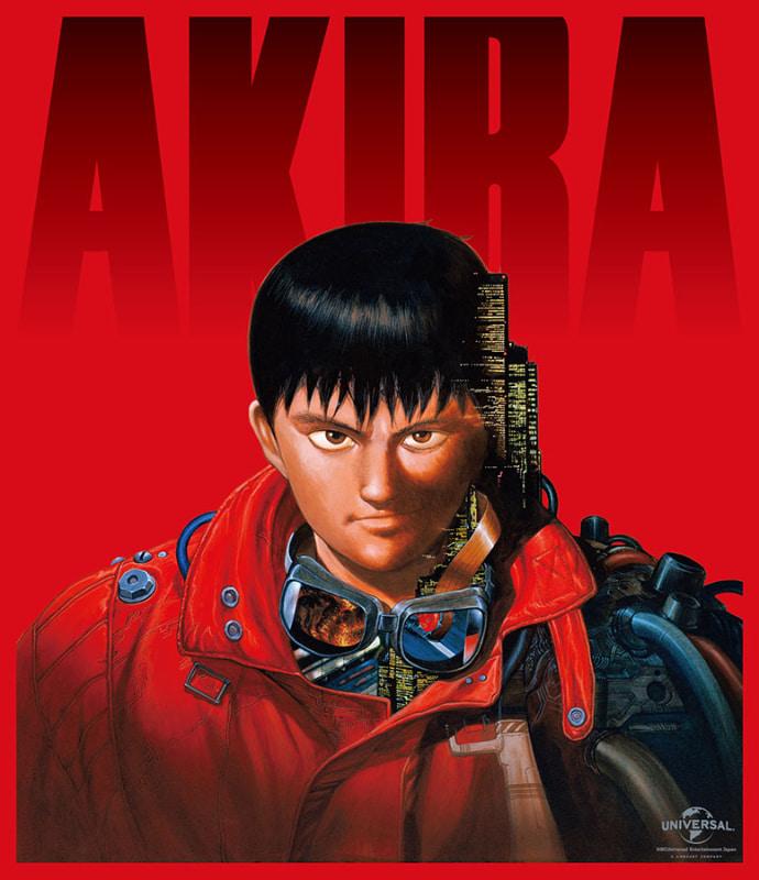 "AKIRA 4K REMASTER EDITION / ULTRA HD Blu-ray & Blu-ray【2枚組】<br><span class=""fnt-70"">(C)1988 マッシュルーム/アキラ製作委員会</span>"