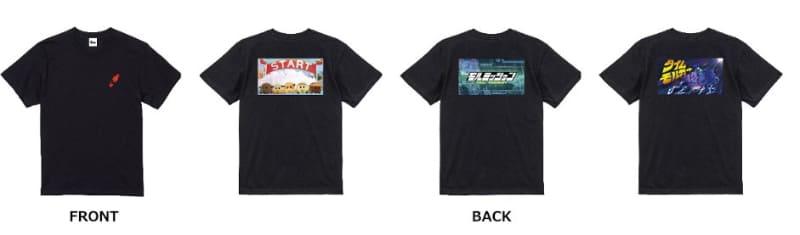 展覧会限定Tシャツ