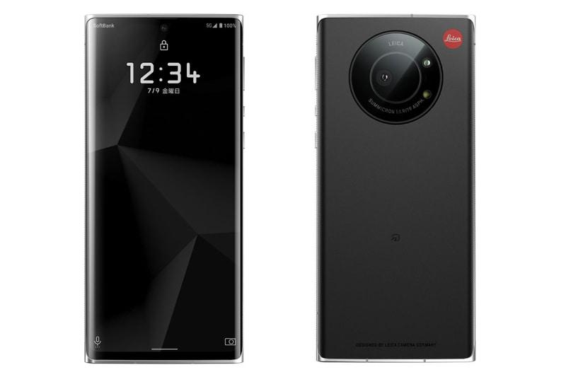 ライカモデル「Leitz Phone 1」
