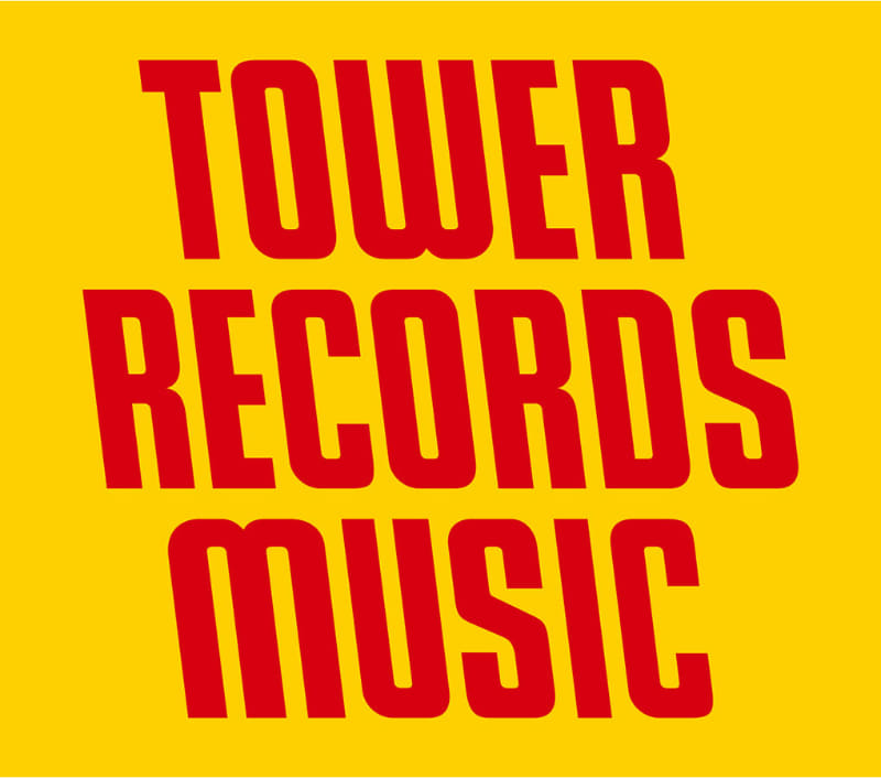 「TOWER RECORDS MUSIC powered by レコチョク」ロゴ