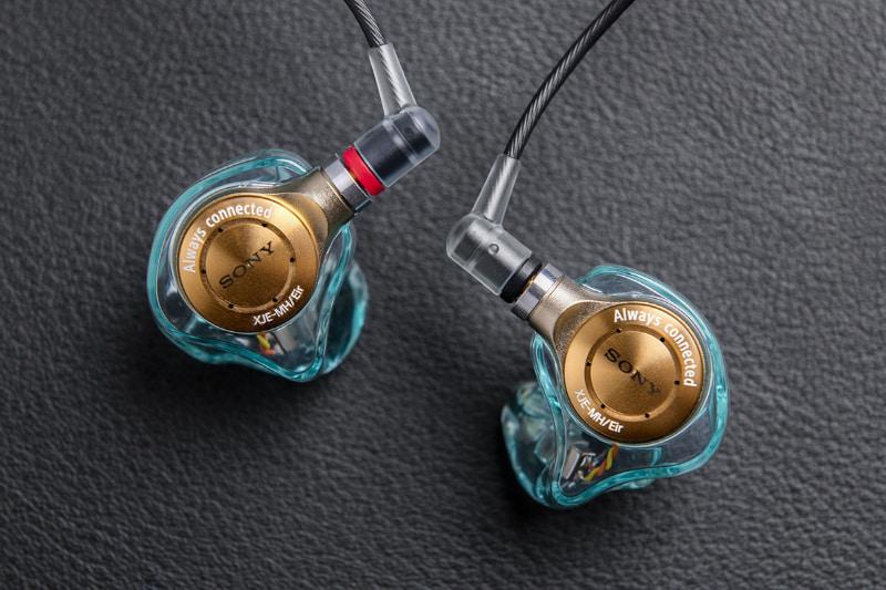 テイラーメイドイヤフォンJust ear「XJE-MH/Eir」