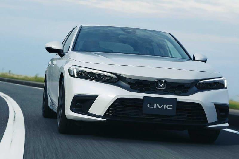 新型CIVIC(LXグレード)