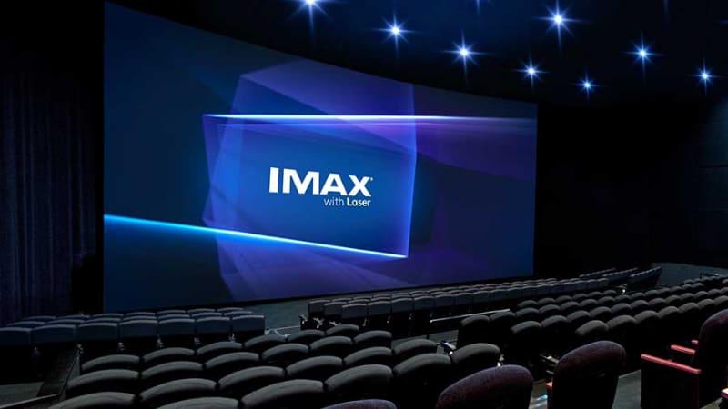 109シネマズ川崎に導入されている「IMAXレーザー」