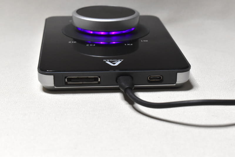 USB-C端子を搭載