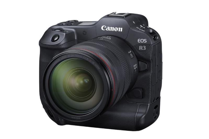 ミラーレスカメラ「EOS R3」