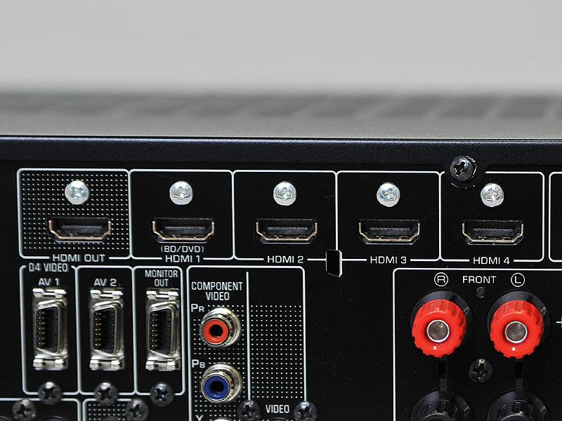 """<p align=""""center""""><small>HDMI入力部</small>"""