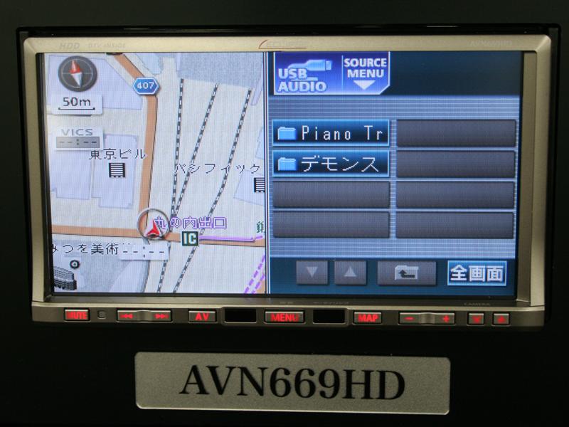 <P align=center><SMALL>AVN669HD</SMALL>
