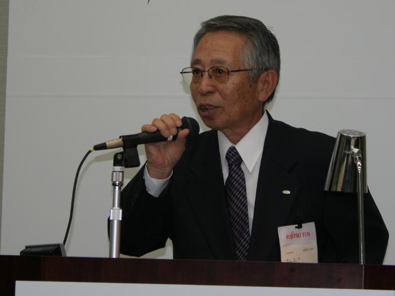 代表取締役 勝丸桂二郎社長
