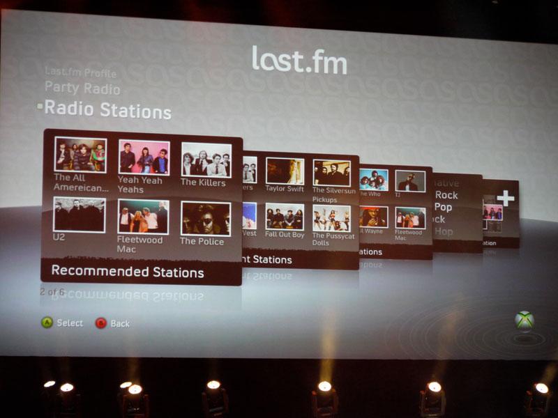 Last.fmの利用画面。基本的にはSNSで、プロフィール登録した上で、興味のある楽曲のコミュニティに参加する。リビングで好きな曲を「流しっぱなし」にできるのは非常に魅力的だ