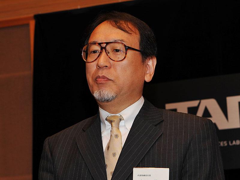 TADの宮川務社長