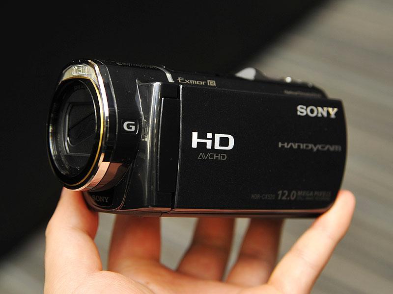 「HDR-CX520V」
