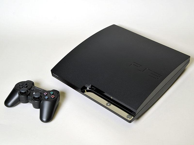 ついに発売された新型PS3