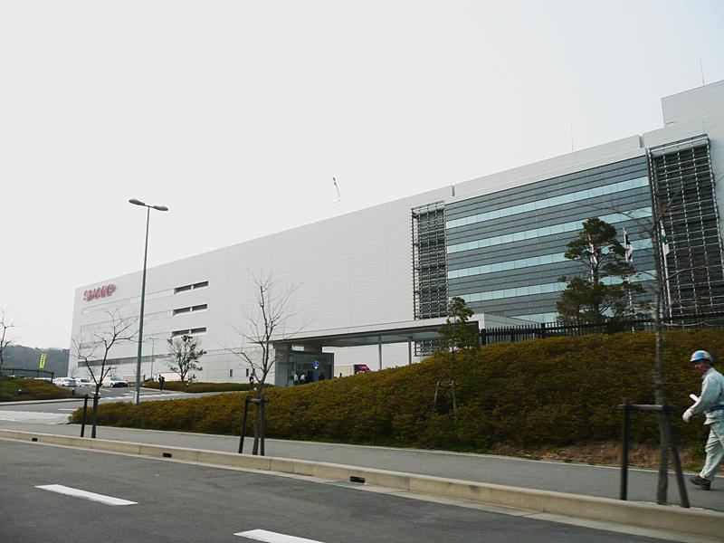 <DIV align=center>シャープ亀山第1工場 </DIV>