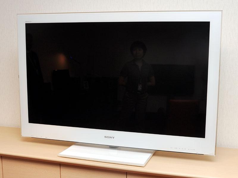 BRAVIA ZX5ホワイト