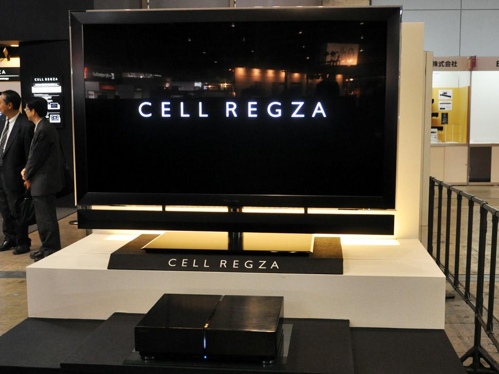 CELLレグザ 55X1