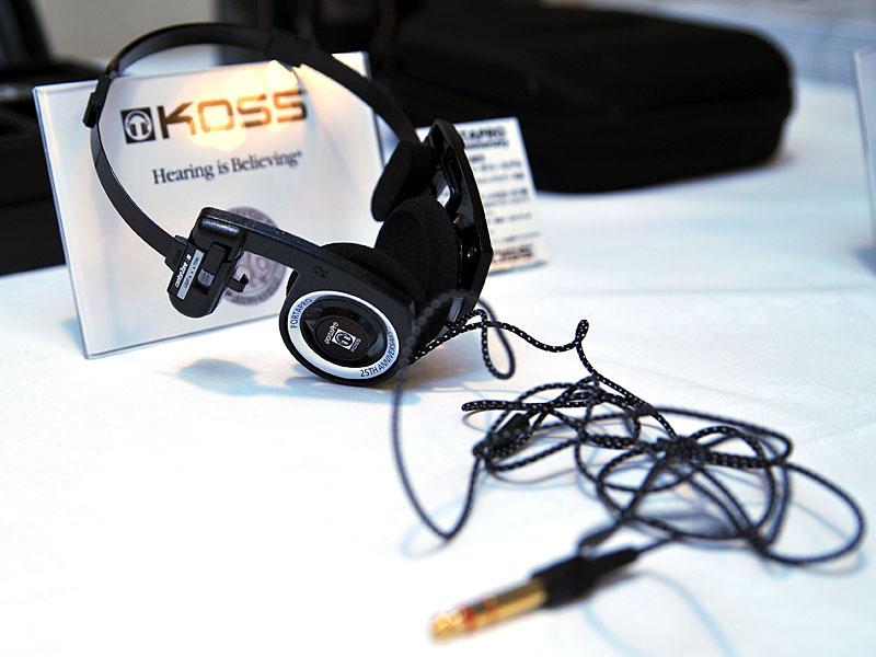 米KOSSのヘッドフォン「PORTA PRO」の誕生25周年を記念したモデル「PORTA PRO 25th ANNIVERSARY」