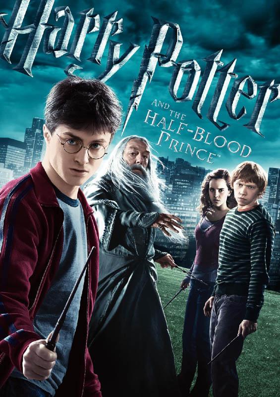 ハリー・ポッターと謎のプリンス<br>HARRY POTTER characters, names and related indicia are trademarks of and (c) Warner Bros. Entertainment Inc. Harry Potter Publishing Rights (c) J.K.R. (c) 2009 Warner Bros. Entertainment Inc. All rights reserved.