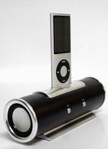 iPod nano装着時