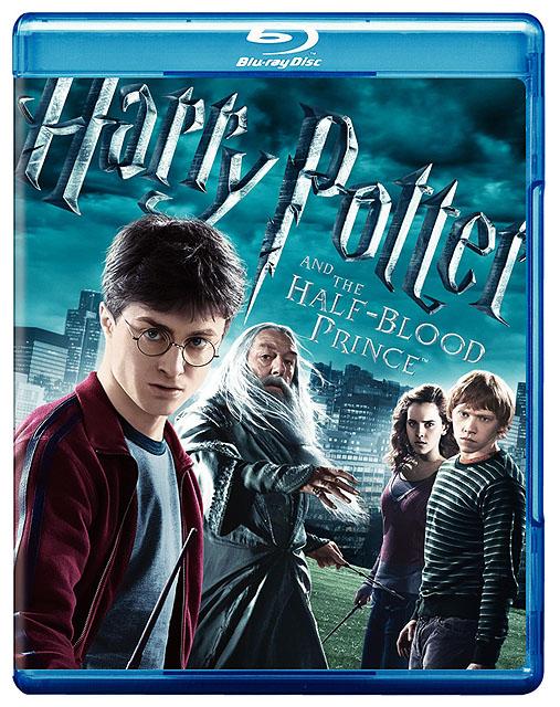 ハリー・ポッターと謎のプリンス(2枚組) Blu-ray版 <BR><FONT size=1>HARRY POTTER characters, names and related indicia are trademarks of and <BR>(C)Warner Bros. Entertainment Inc. Harry Potter Publishing Rights(C)J.K. <BR>Rowling. (C)2009 Warner Bros. Entertainment Inc.&nbsp; All rights reserved.</FONT>
