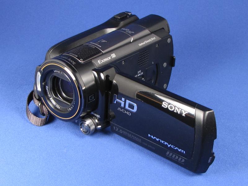 ソニー「HDR-XR520V」