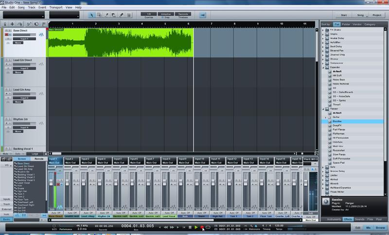 レコーディングはシンプルにできる