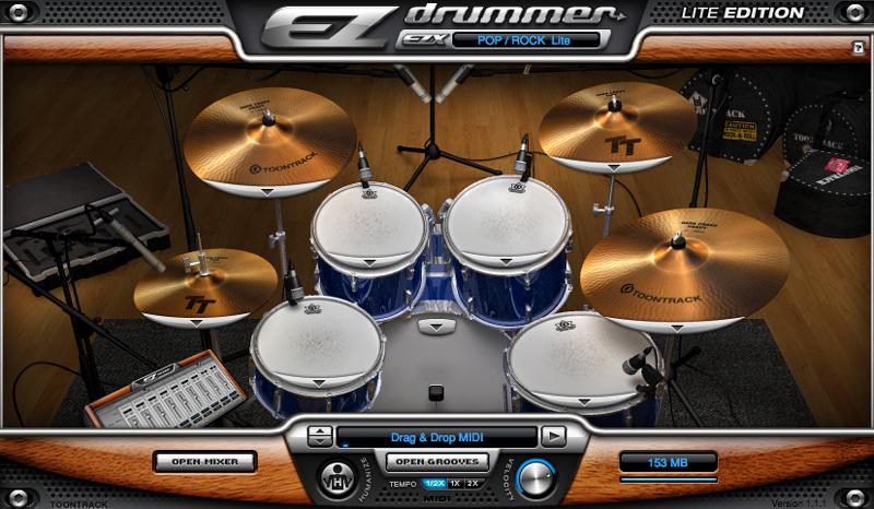 EZ Drummer Lite