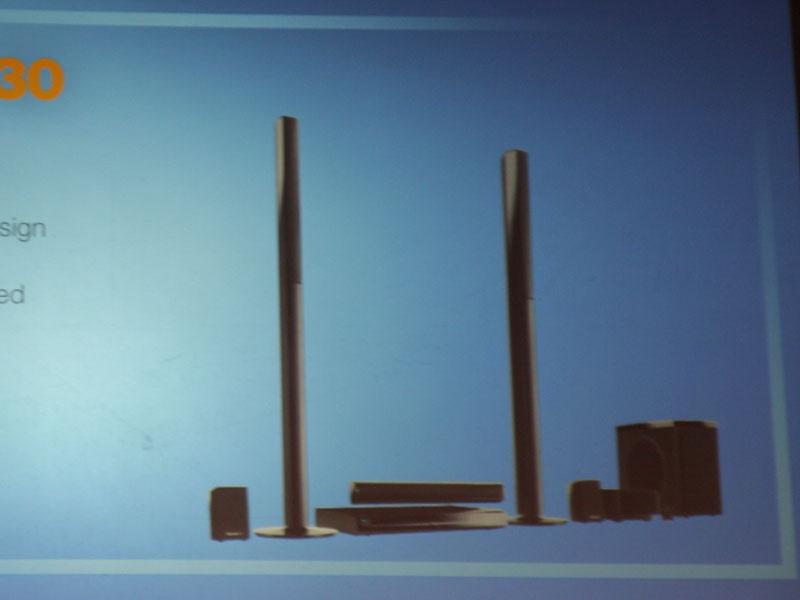 シアターシステムの「SC-BT730」