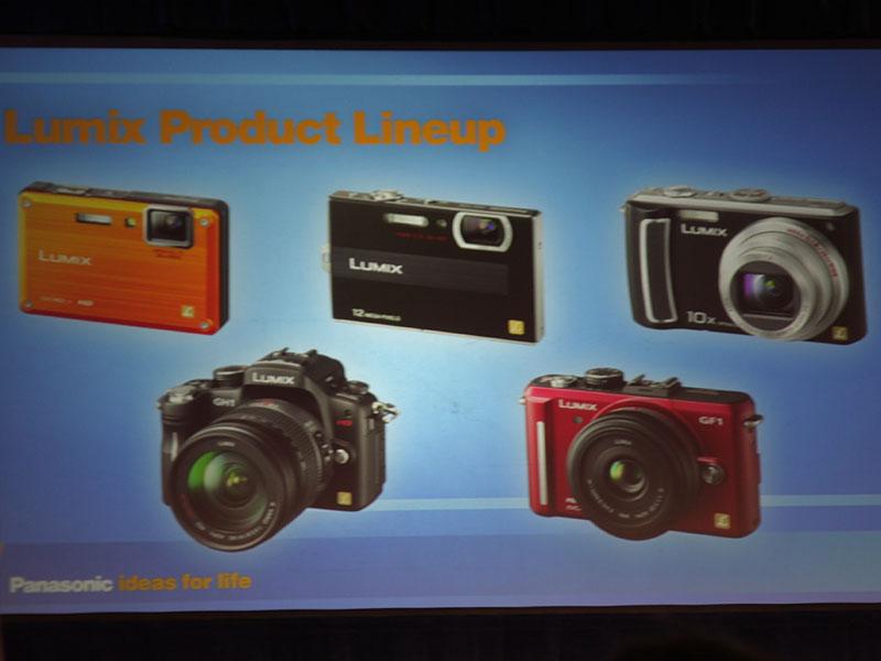 LUMIXは、ブランド認知を高める試みもなされるという