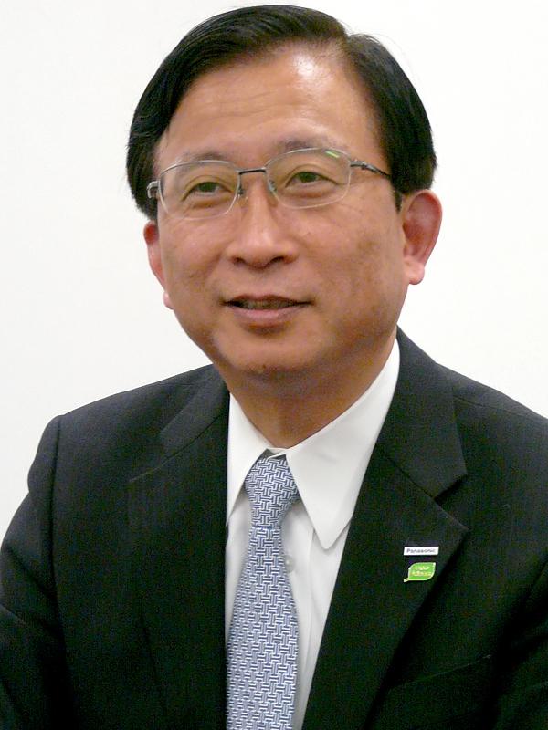 パナソニックプラズマディスプレイ株式会社 代表取締役社長 長野寛之氏