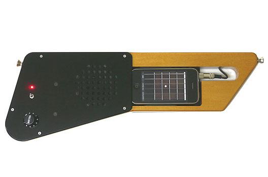 EZISON 100(iPhoneは別売)