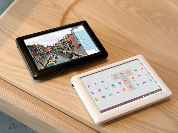 32GBモデルはブラックとホワイトの2色を用意する