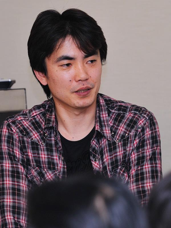 F.I.X.RECORDSのディレクター、有村氏