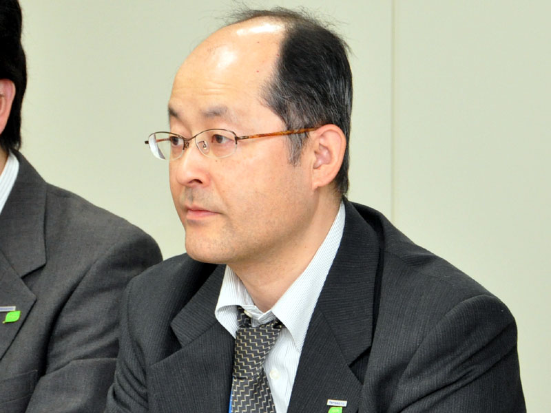 AVCネットワークス社 ビデオビジネスユニット 商品技術グループ 先行開発チーム 主幹技師 甲野和彦氏