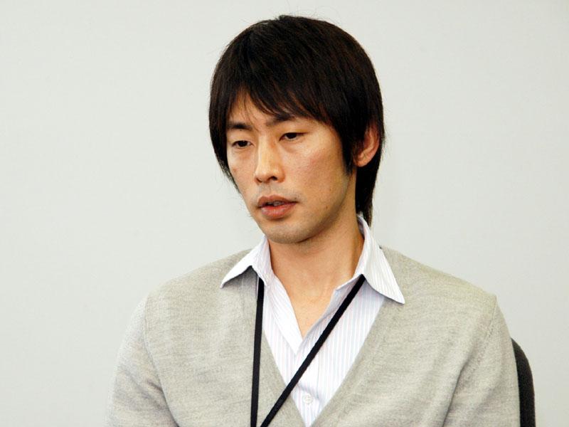AVシステム開発本部 要素技術開発センター第四開発部 副参事 横田匡史一氏