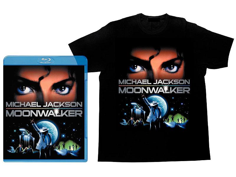 初回限定生産 ムーンウォーカー Blu-ray Tシャツ付BOX