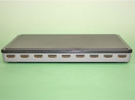 DN-HDMI810Mの背面