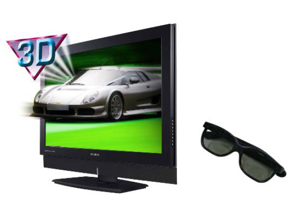 HYUNDAI製の46型液晶テレビ「E465S」