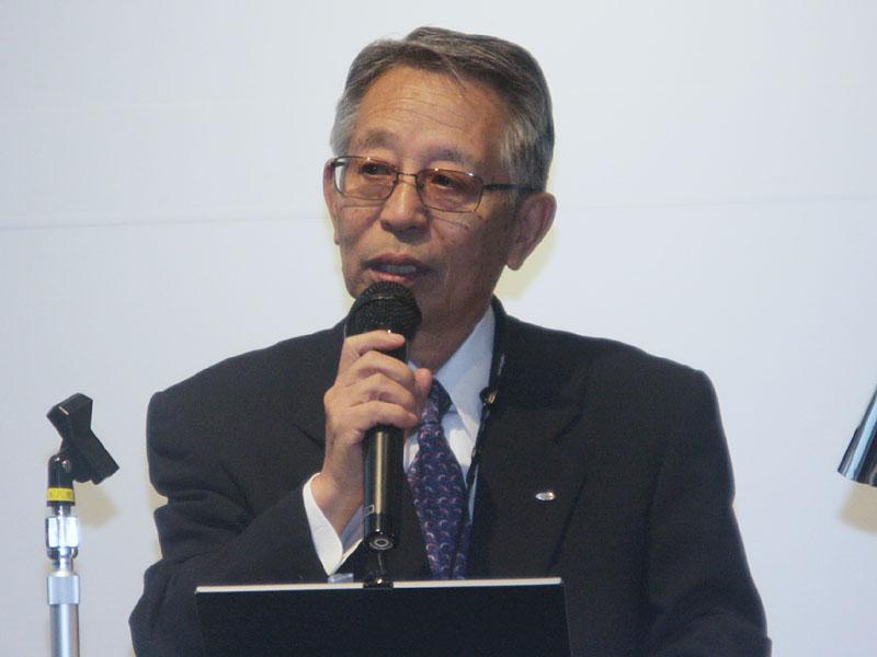 勝丸桂二郎社長