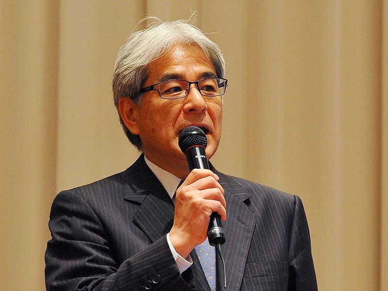 CFOの後任には現デピュティCFOの加藤優氏が就任予定