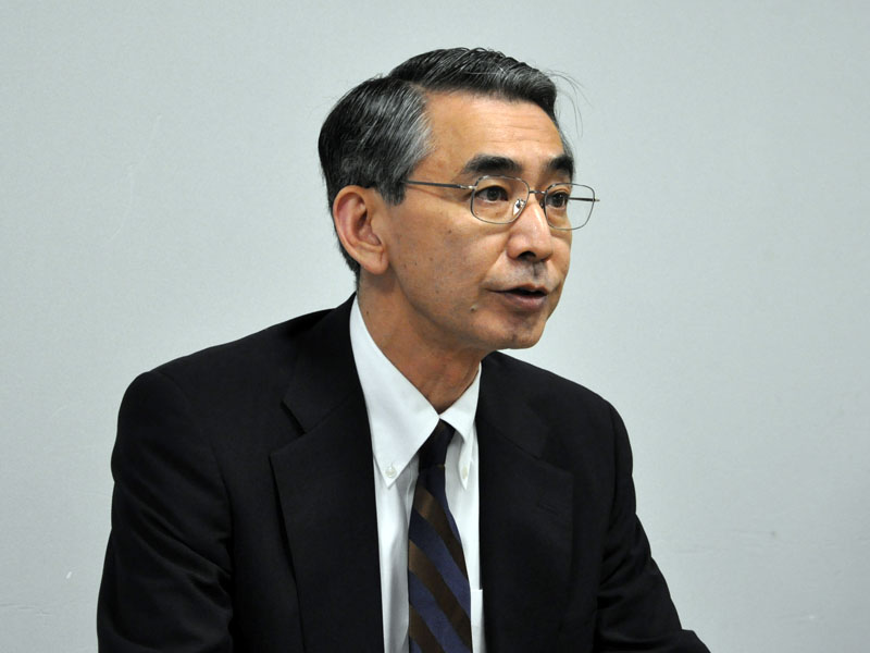 NHK放送技術研究所 久保田所長